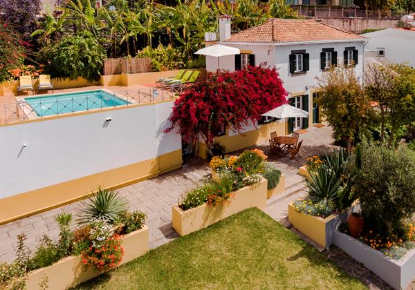 1 Our Madeira Casa Belflores House And Pool
