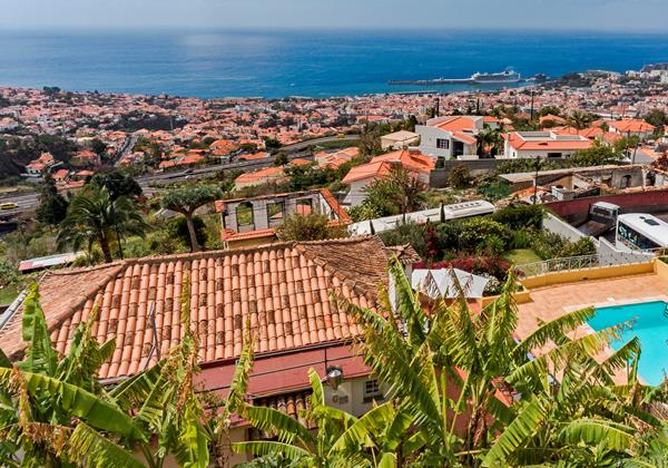 3 Our Madeira Casa Belflores View