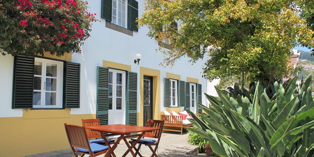 4 Our Madeira Casa Belflores Exterior East