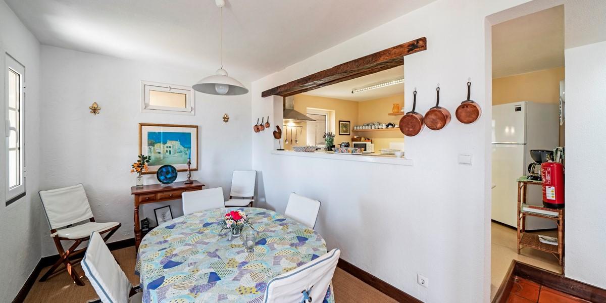 9 Our Madeira Casa Belflores Dining Area