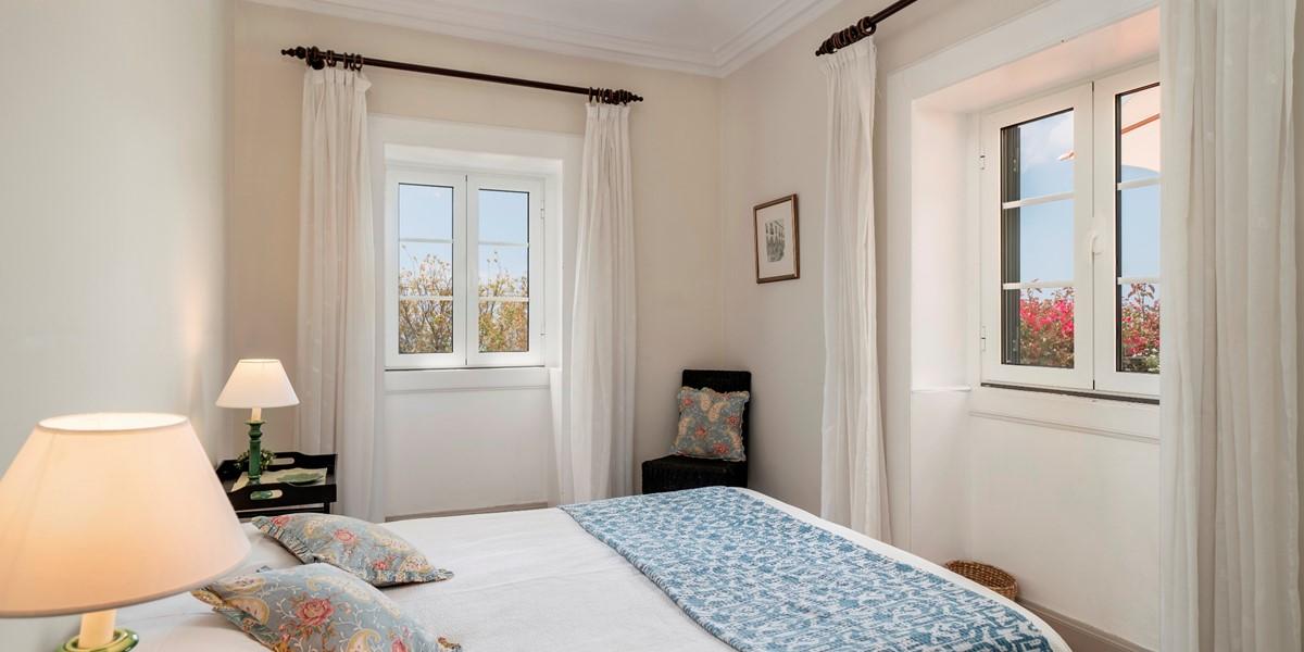 11 Our Madeira Casa Beflores Master Bedroom
