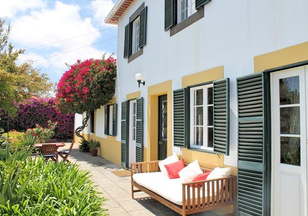 15 Our Madeira Casa Beflores Exterior