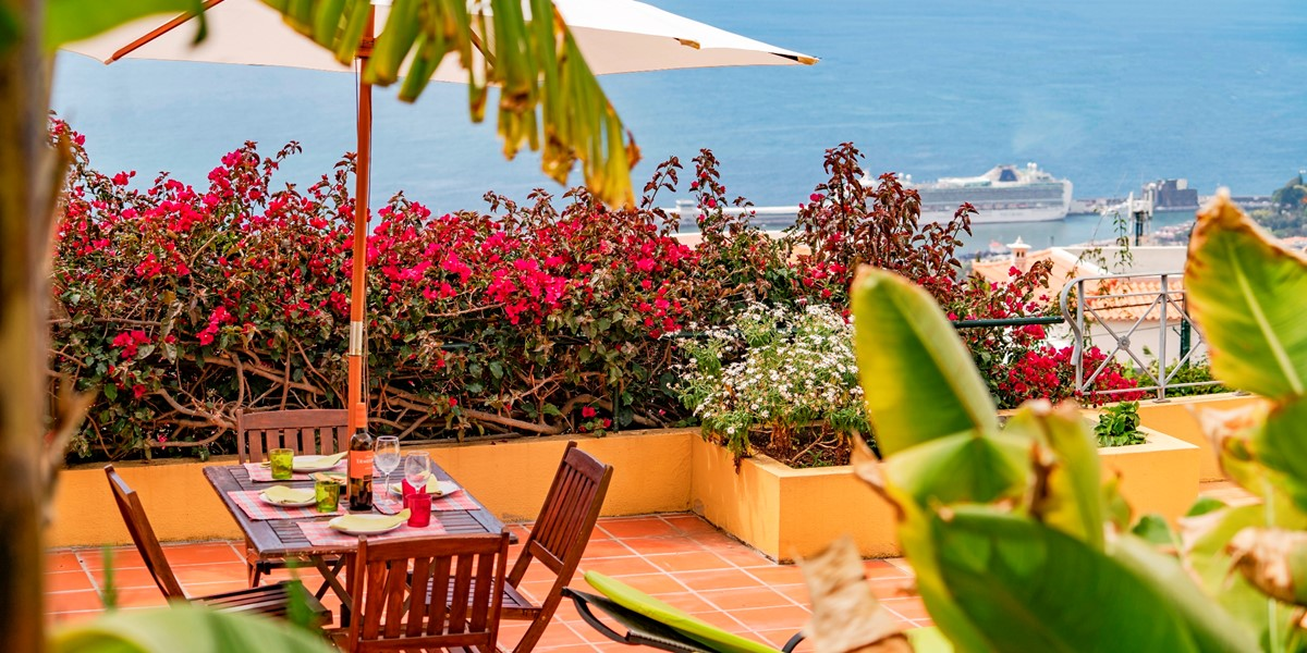 17 Our Madeira Casa Belflores Pool And View
