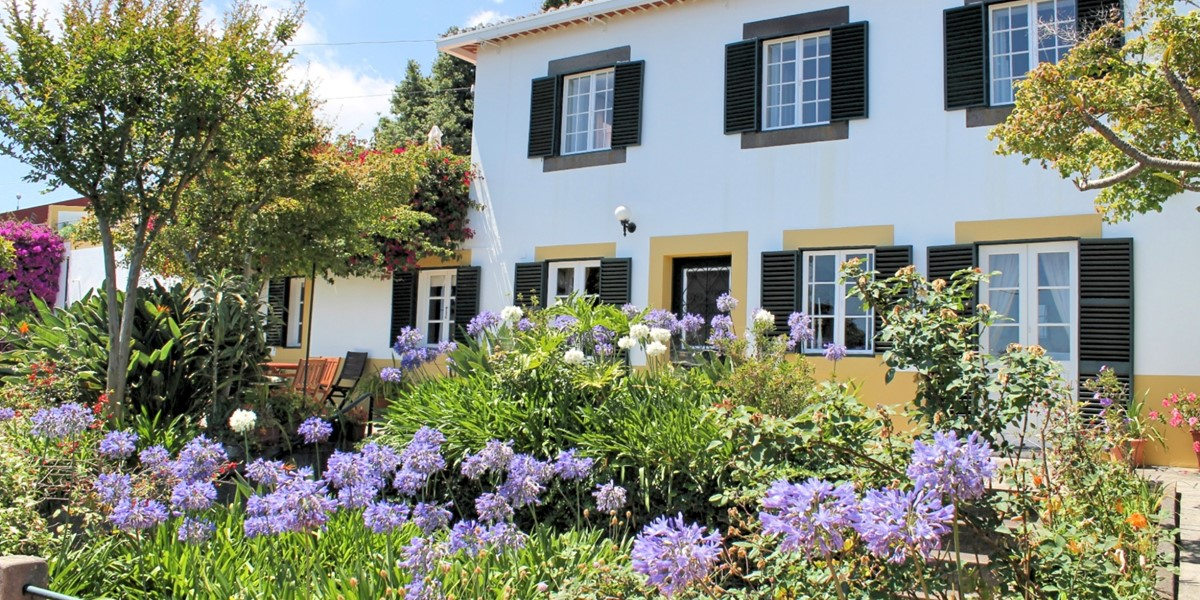 18 Our Madeira Casa Belflores Extrior Front