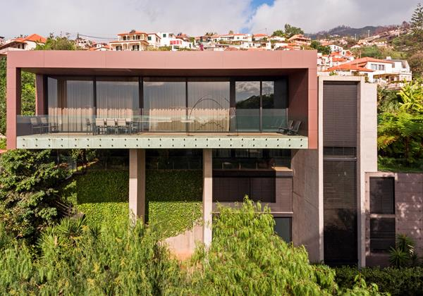 Our Madeira Premium Villas in Madeira - Skylounge