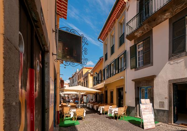 Our Madeira - Apartments in Funchal Old Town - Taberna Apartments