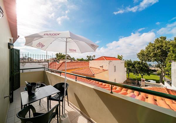 7 Our Madeira Apt Taberna Penthouse Balcony
