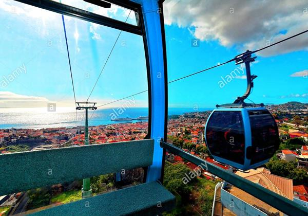 Cable Car Funchal Monte