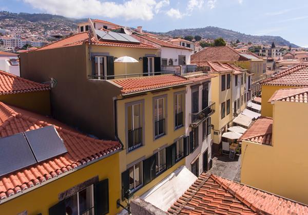 C Our Madeira Apt Taberna Exterior Front