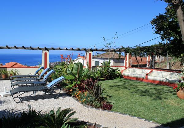 OurMadeira Villas in Madeira with Garden Quinta d'Alegria