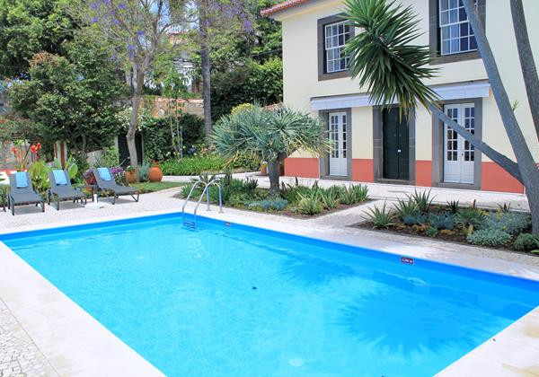 OurMadeira Villas in Madeira with Private Pool Quinta D'Alegria