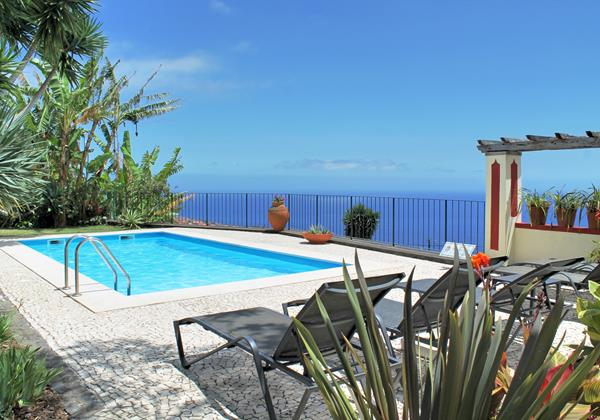 OurMadeira - Villas in Madeira with Heated Pool - Quinta d'Alegria