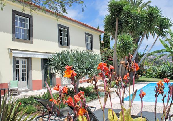 OurMadeira Character Villas in Madeira Quinta D'Alegria