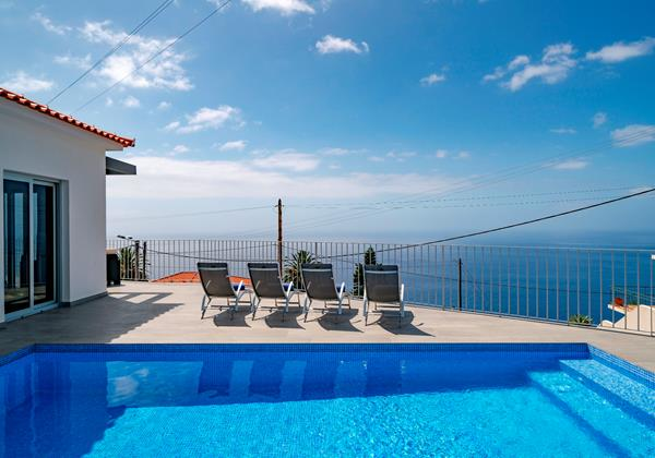 2 Our Madeira Calhetascape Pool And View