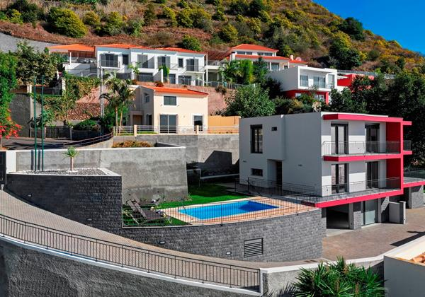 Our Madeira - Villas in Calheta - Casa Amaro Sunset
