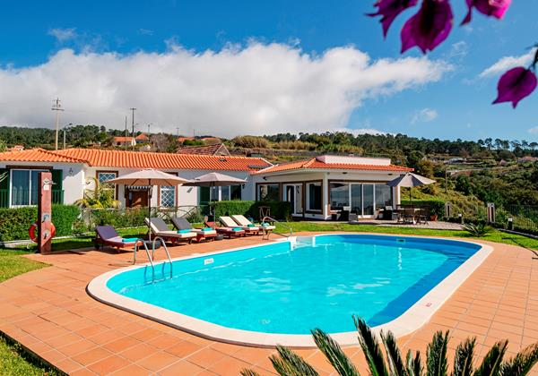 Our Madeira - Villas in Madeira with Private Pool - Theos House
