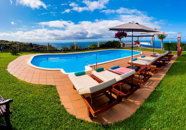 Our Madeira - Villas in Calheta with Private Pool - Theos House