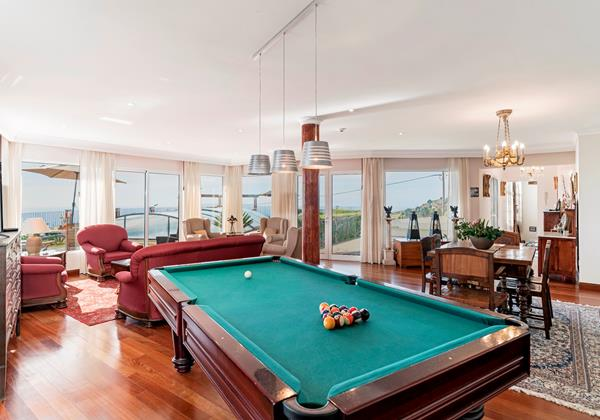 Our Madeira - Villas in Madeira with Games Room - Theos House