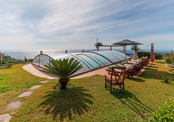 Our Madeira - Villas in Madeira with Heated Pool - Theos
