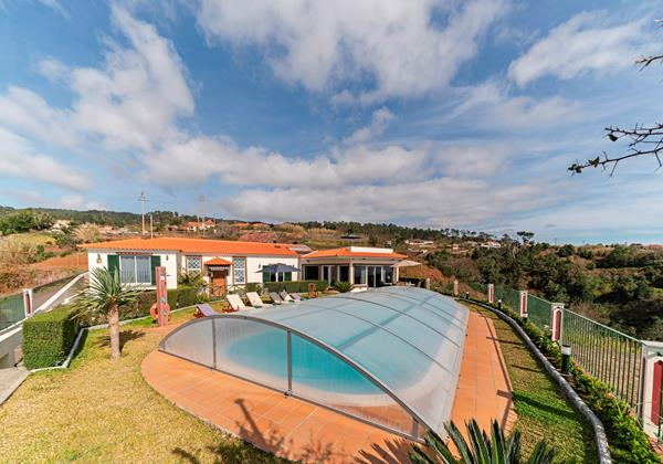 Our Madeira - Villas in Madeira with Indoor Pool - Theos House