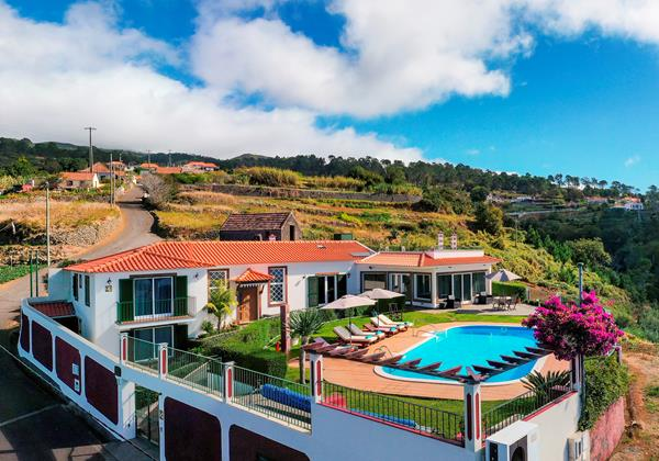 18 Our Madeira Theos House Aerial View