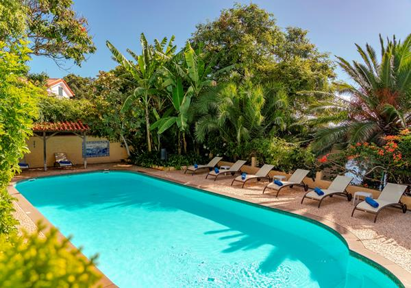 OurMadeira Villas in Madeira with Private Pool - Villa Albatroz