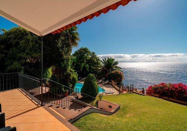 23 Our Madeira Villa Albatroz Garden