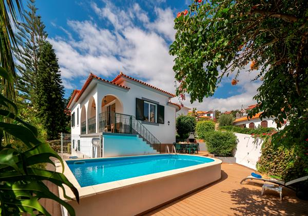 OurMadeira Villas in Madeira with Private Pool -  Villa Amelia