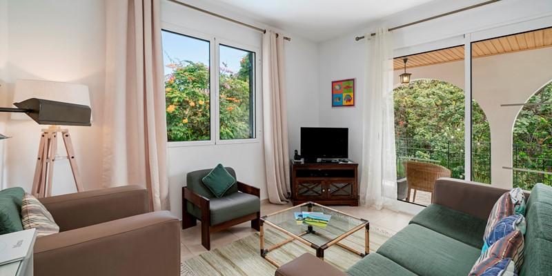 3 Our Madeira Villa Amelia Living Room