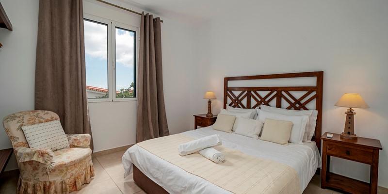 8 Our Madeira Villa Amelia Master Bedroom