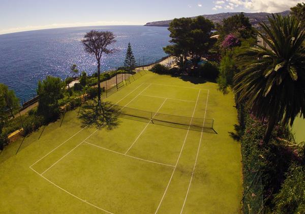 18 Our Madeira Villa Albatroz Campo De Tenis