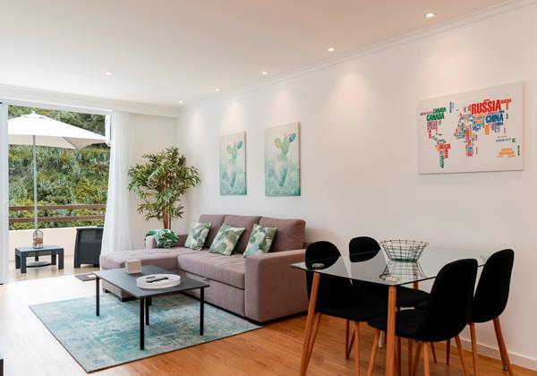8 Our Madeira Magnolia Apartment Living Area