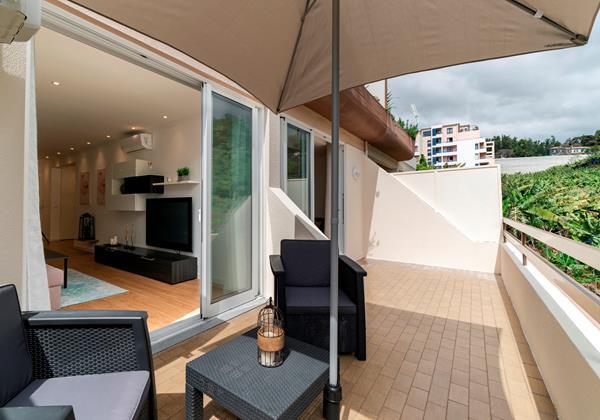 17 Our Madeira Magnolia Apartment Balcony
