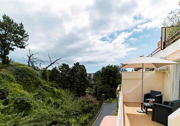 18 Our Madeira Magnolia Apartment Balcony