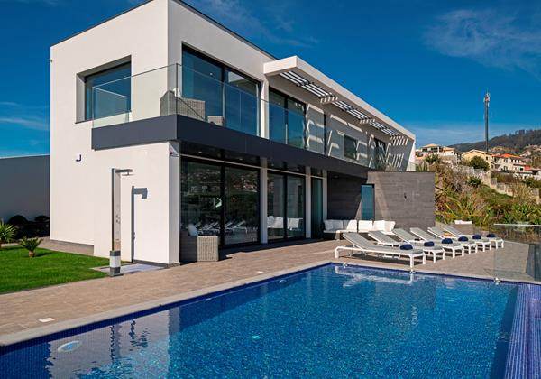Our Madeira Luxury Villas in Madeira - Seacrest