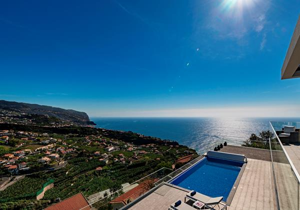 Our Madeira Villas in Madeira with Seaview - Seacrest