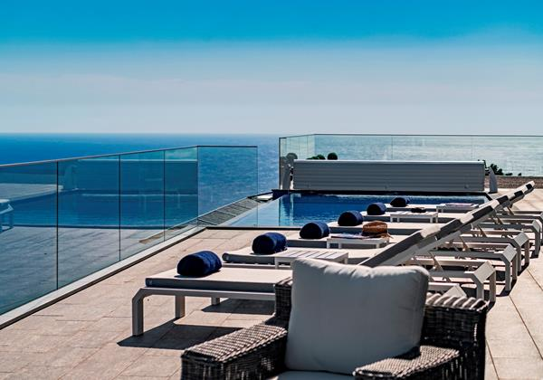 Our Madeira Villas in Madeira with Infinity Pool - Seacrest