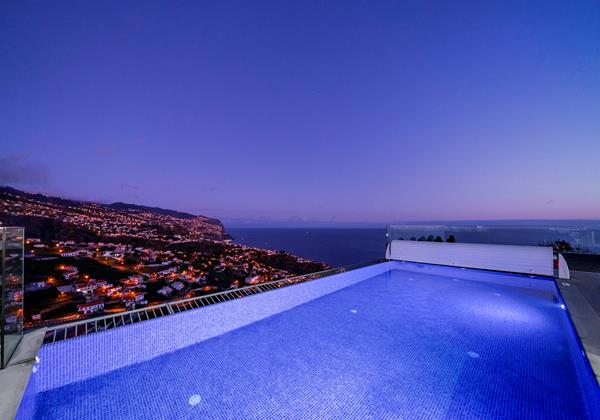 Our Madeira Private and Secluded Villas in Madeira - Seacrest