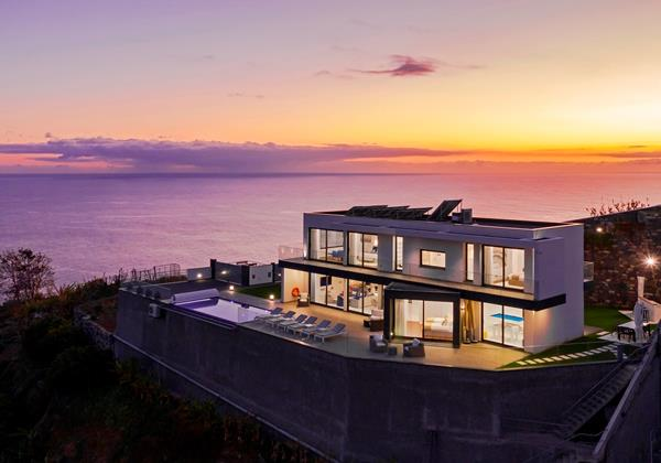 Our Madeira Premium Villas in Madeira - Seacrest