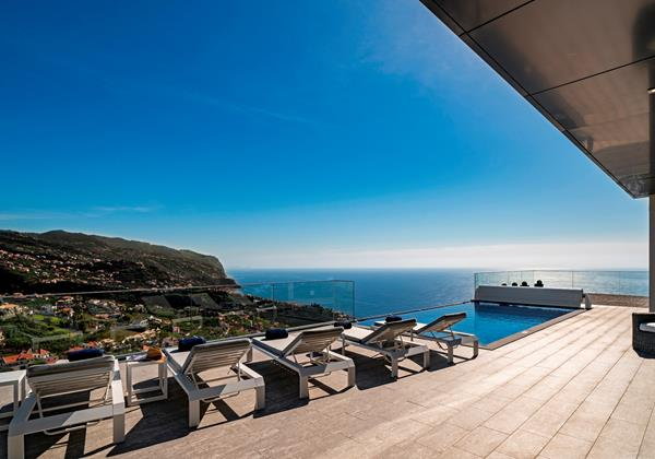 Our Madeira Villas in Ponta do Sol - Seacrest
