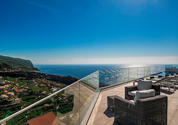 Our Madeira Villas in Madeira with Ocean View - Seacrest
