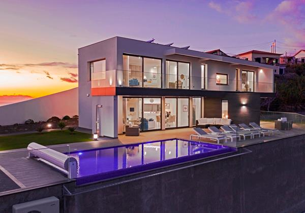 Our Madeira Contemporary Villas in Madeira - Seacrest