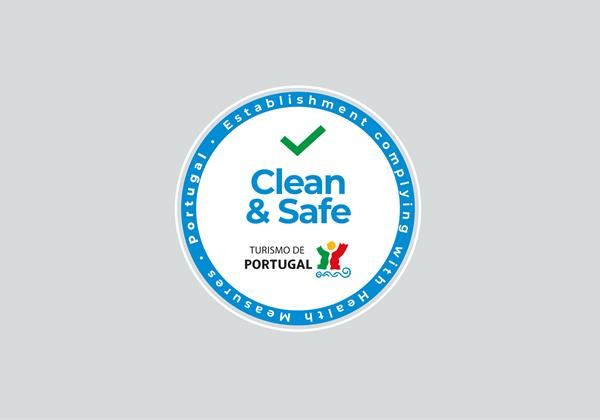 Clean And Safe Tourism Of Portugal Certificate