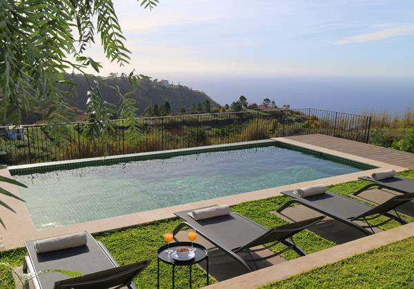 29 Our Madeira Bella Vita Swimming Pool And View