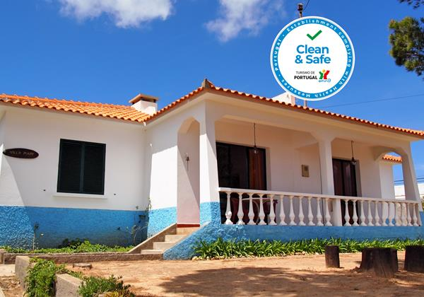 Our Madeira Villas In Porto Santo Near The Beach Villa Mary