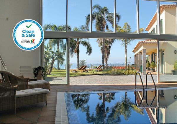 Our Madeira Luxury Villas In Madeira Villa Luzia