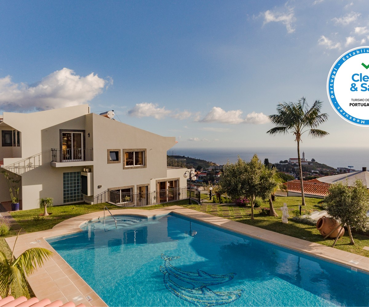 Our Madeira Villas In Madeira Belair
