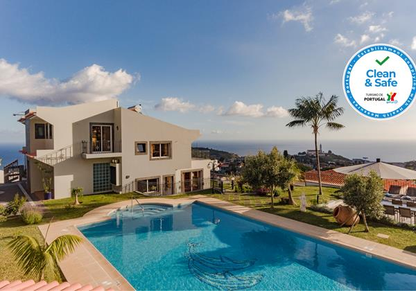 Our Madeira Villas In Madeira Belair