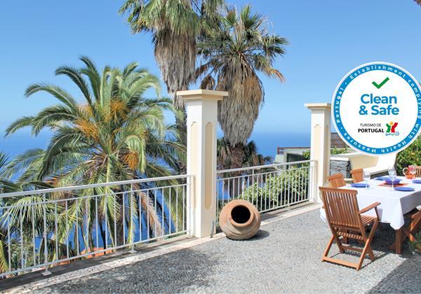 Our Madeira Villas In Madeira Casa Das Neves