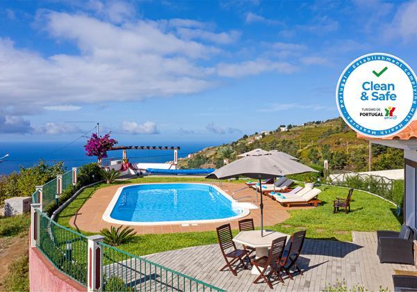 Our Madeira Villas In Madeira Theos House